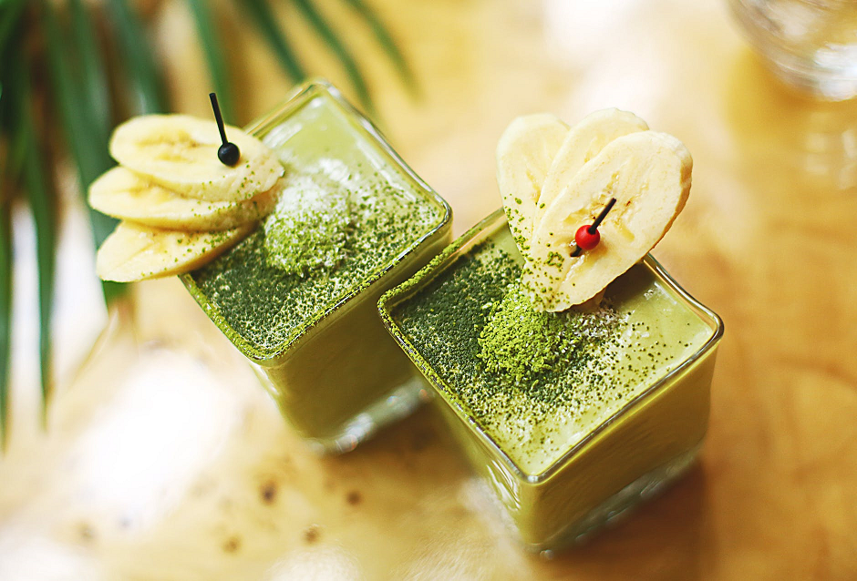 Immunerősítő superfood smoothie