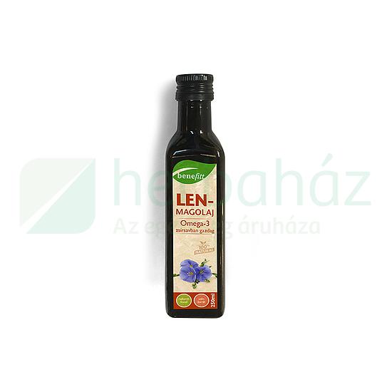 BENEFITT OLAJ LENMAG 250ML