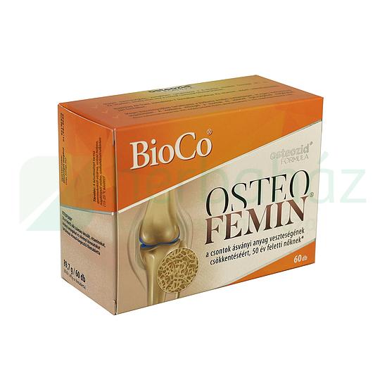 BIOCO OSTEOFEMIN 60DB