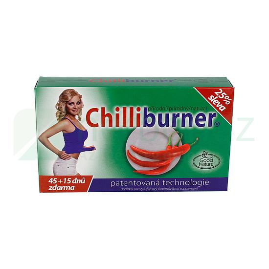 Chilliburner zsírégető tabletta