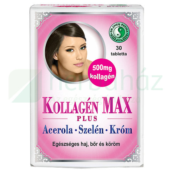 DR.CHEN KOLLAGÉN MAX PLUS TABLETTA 30DB