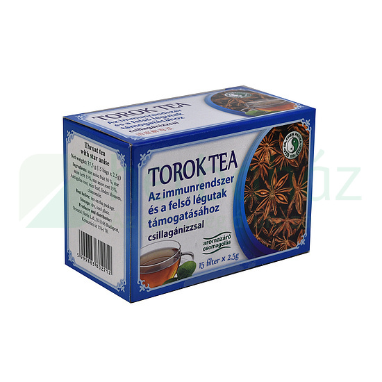 török fogyókúrás tea)