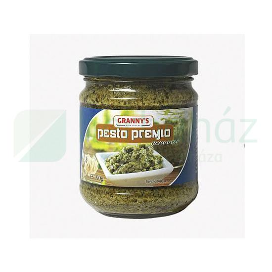 GRANNYS PESTO PREMIO 190G