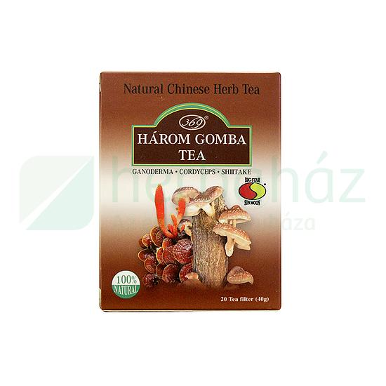 Gomba tea lehet fogyni