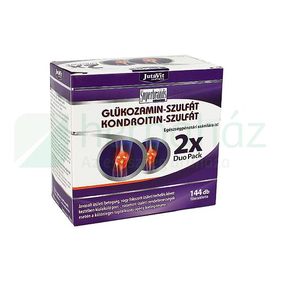 glükozamin szulfát tabletta