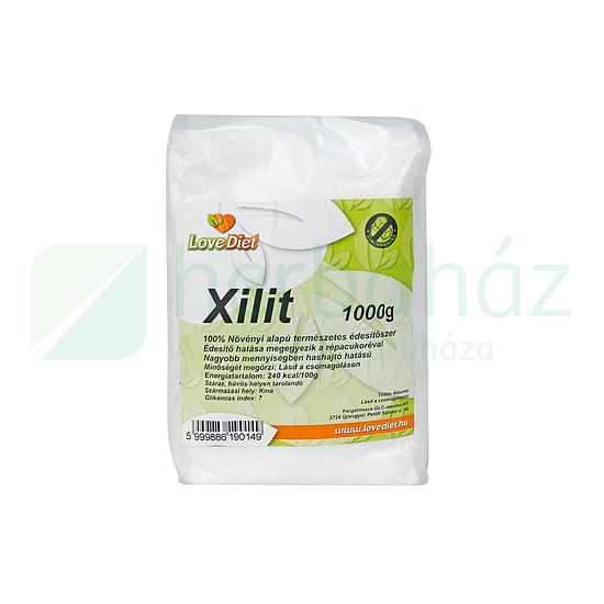 Mi a xilit és a xilit mennyi cukornak felel meg? Xilit vagy eritrit: melyik a jobb?