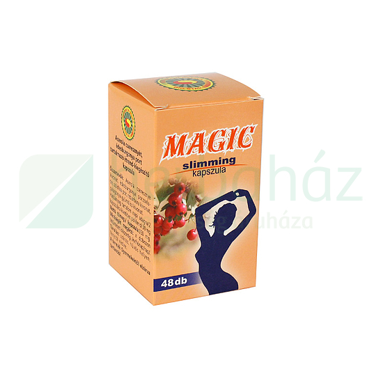 MAGIC SLIMMING KAPSZULA 48DB