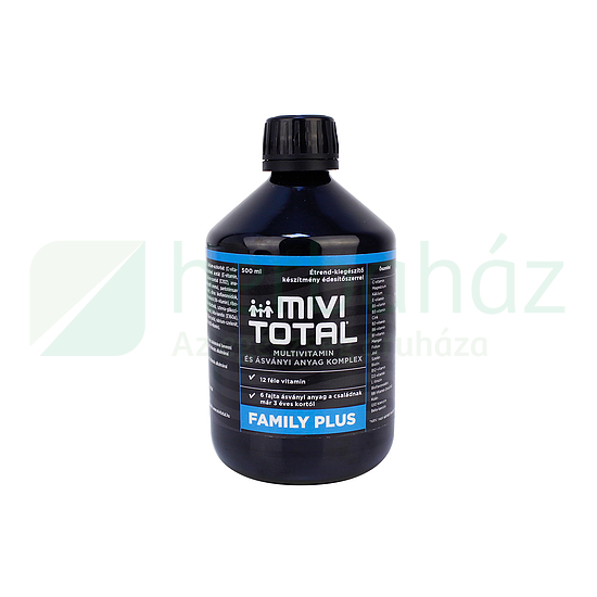 MIVITOTAL FAMILY PLUS 500ML