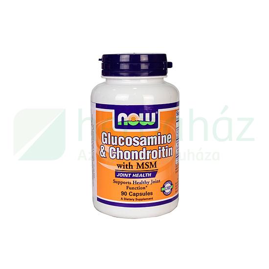 chondroitin és glükozamin termékek)