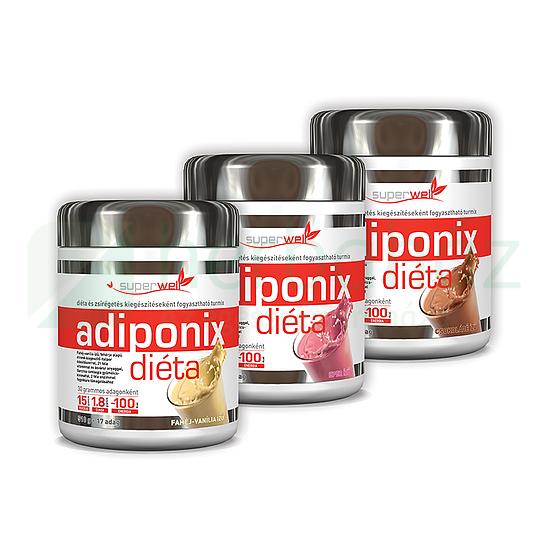 adiponix diéta italpor vélemények)
