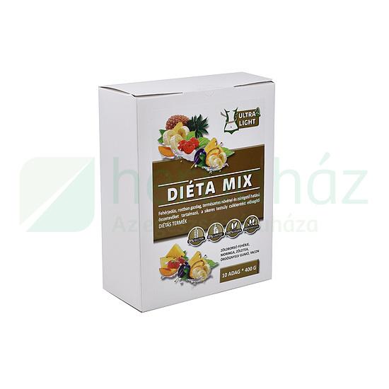 ultra light diéta mix
