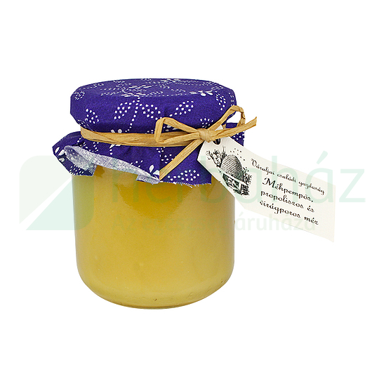 visszér méz propolisz