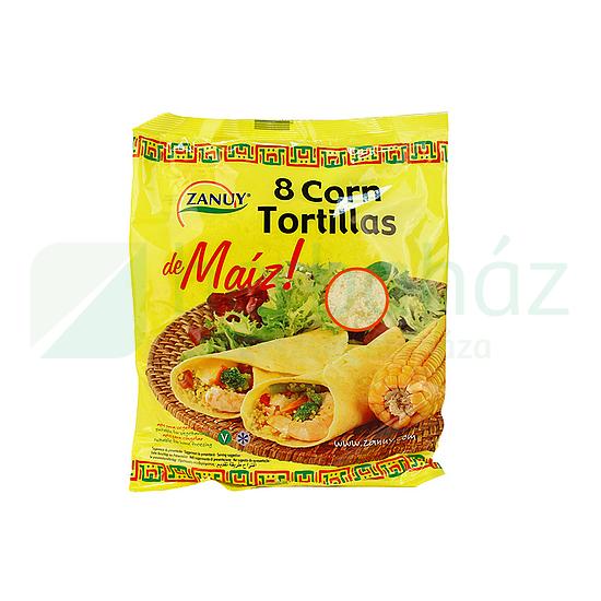 kukorica tortilla fogyni