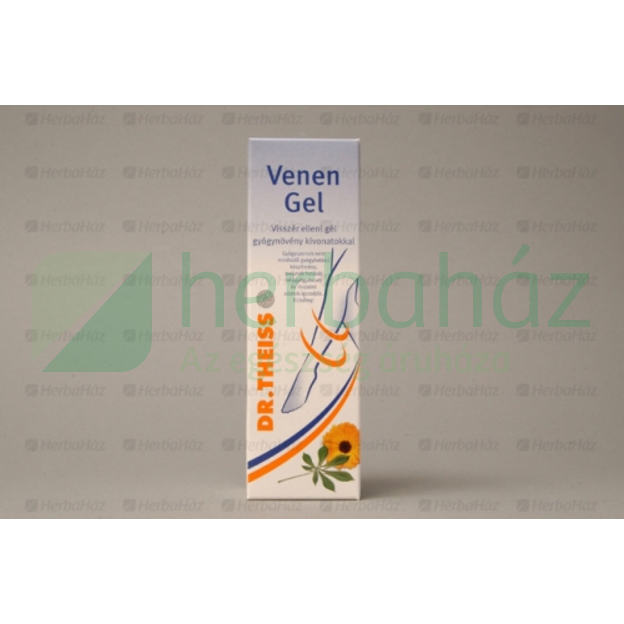 DR.THEISS VENEN GÉL 100ML