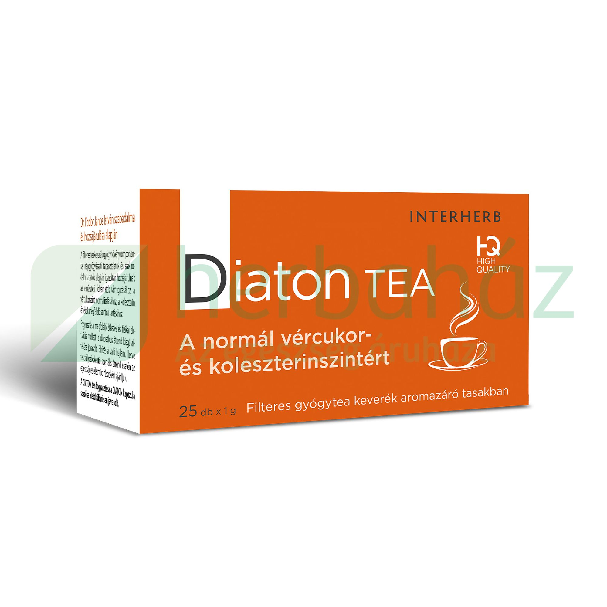 INTERHERB DIATON TEA 25DB