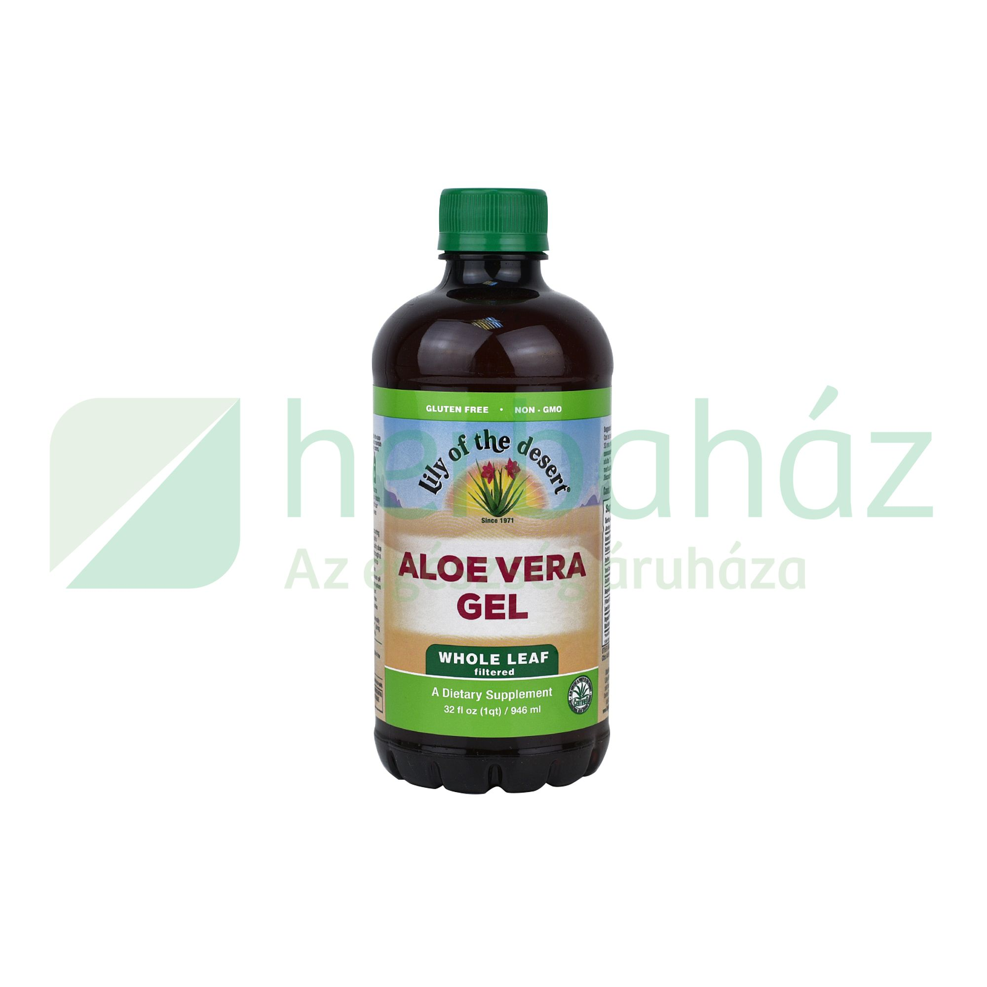 LILY ALOE VERA GÉL WHOLE LEAF 946ML