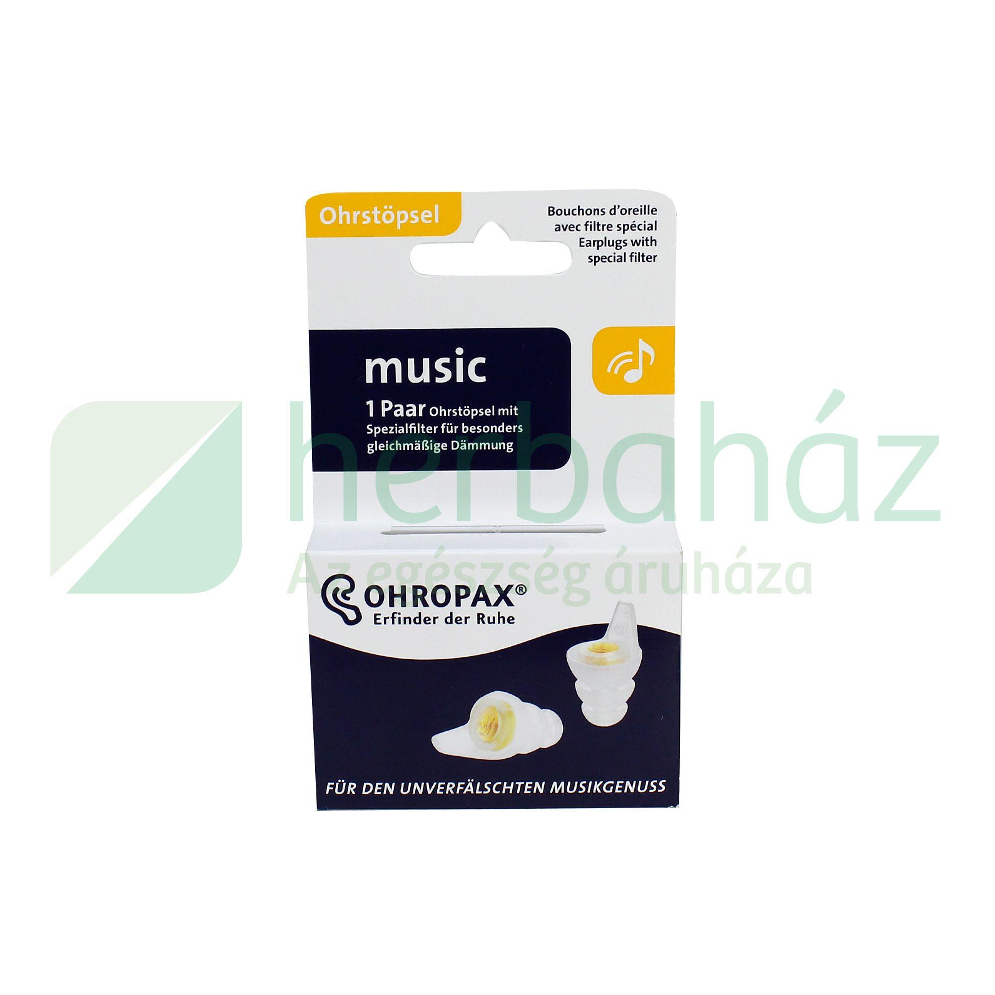 OHROPAX MUSIC 1DB