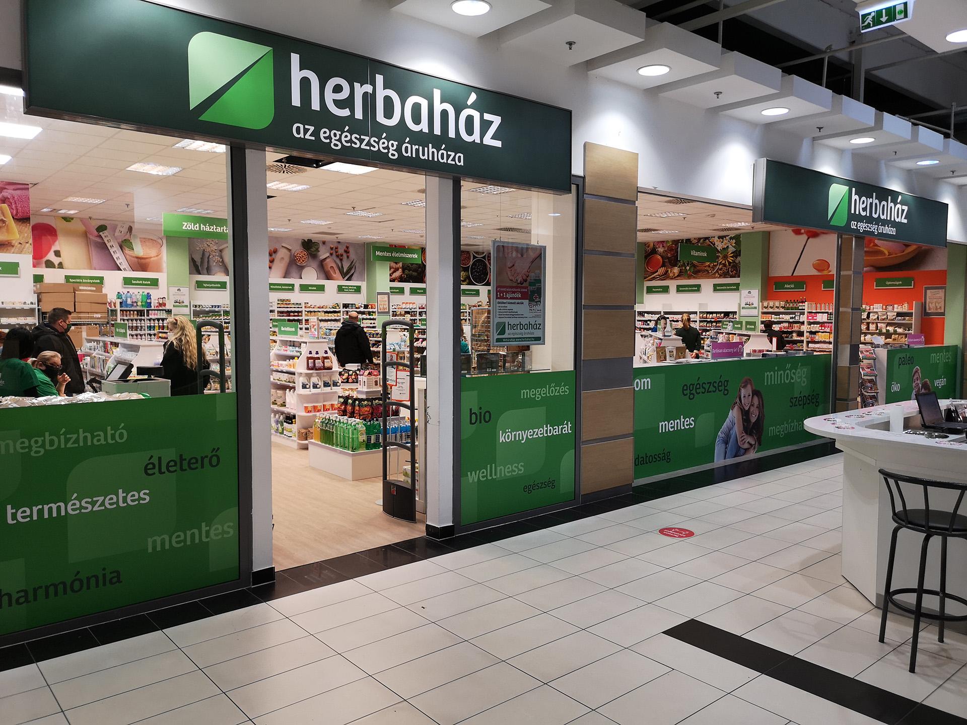 Herbaház - Budapest - Váci út