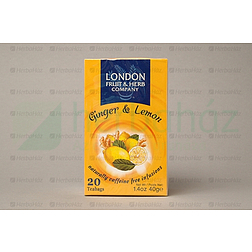 d994c66f86 LONDON TEA CITROM GYÖMBÉRREL 20DB